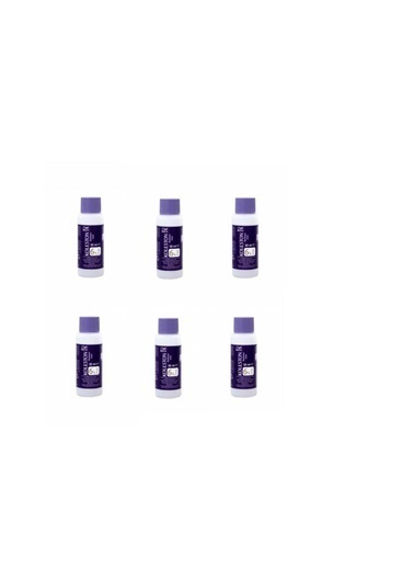 Koleston  Sıvı Peroksit Boya Sıvısı %6-20 Volume 50Ml 6 Adet Renkli